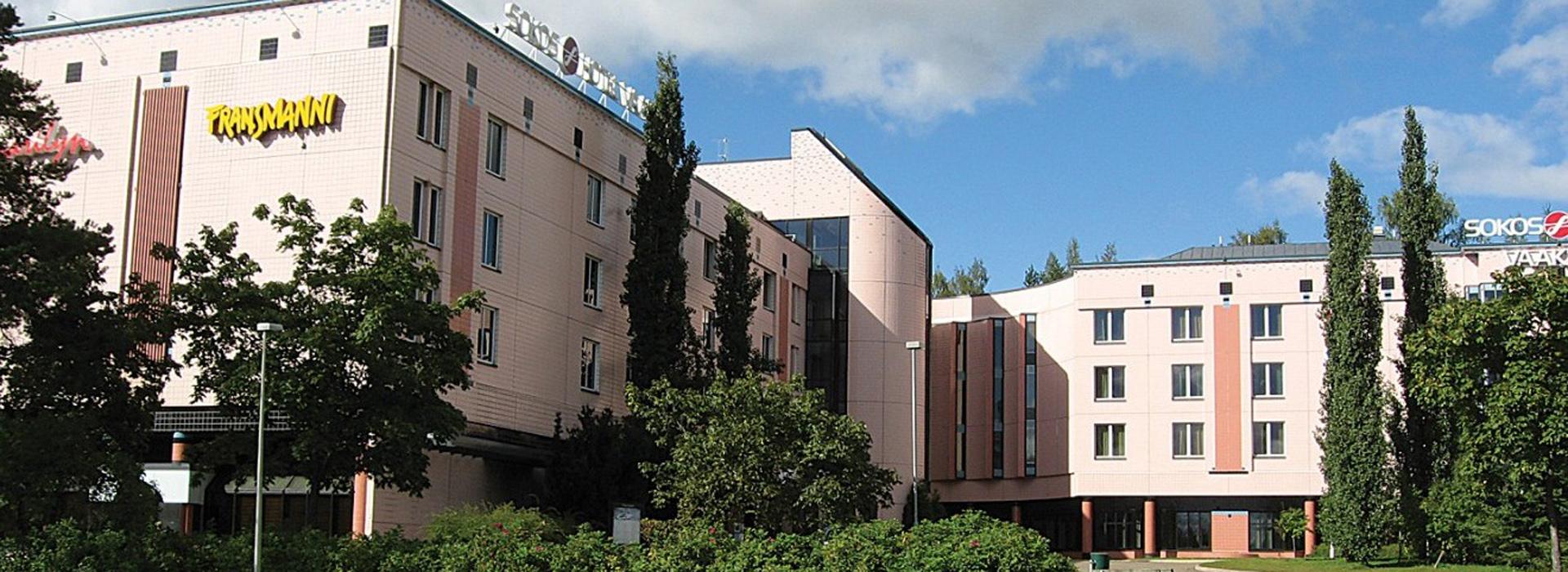 Sokos Hotel Pasila Ravintola
