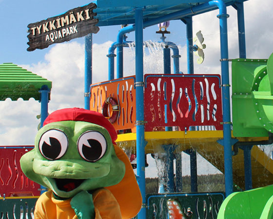 Tykkimäki Aquapark