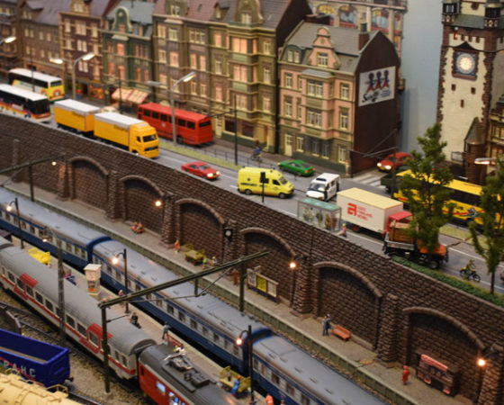 Model Railway Museum – Kouvola